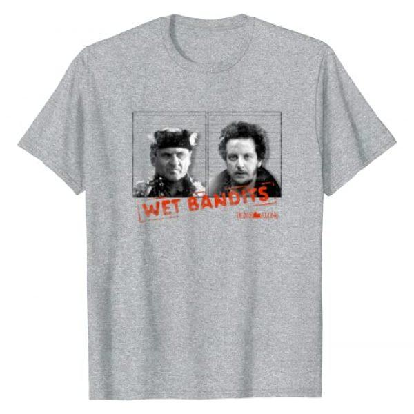 20th Century Fox Movies Graphic Tshirt 1 Home Alone Wet Bandits T-Shirt