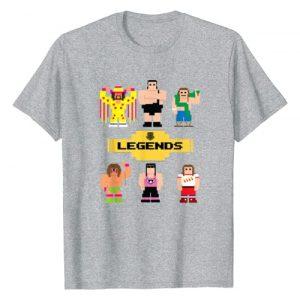 WWE Graphic Tshirt 1 8-Bit Legends T-Shirt