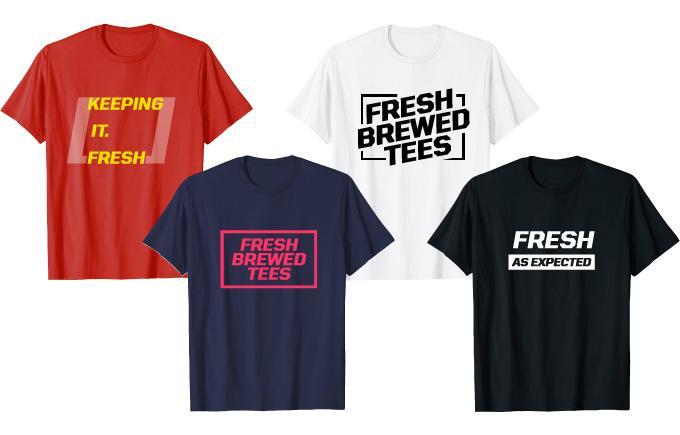 Fresh Brewed Tees Awesome Tshirts Contact Us